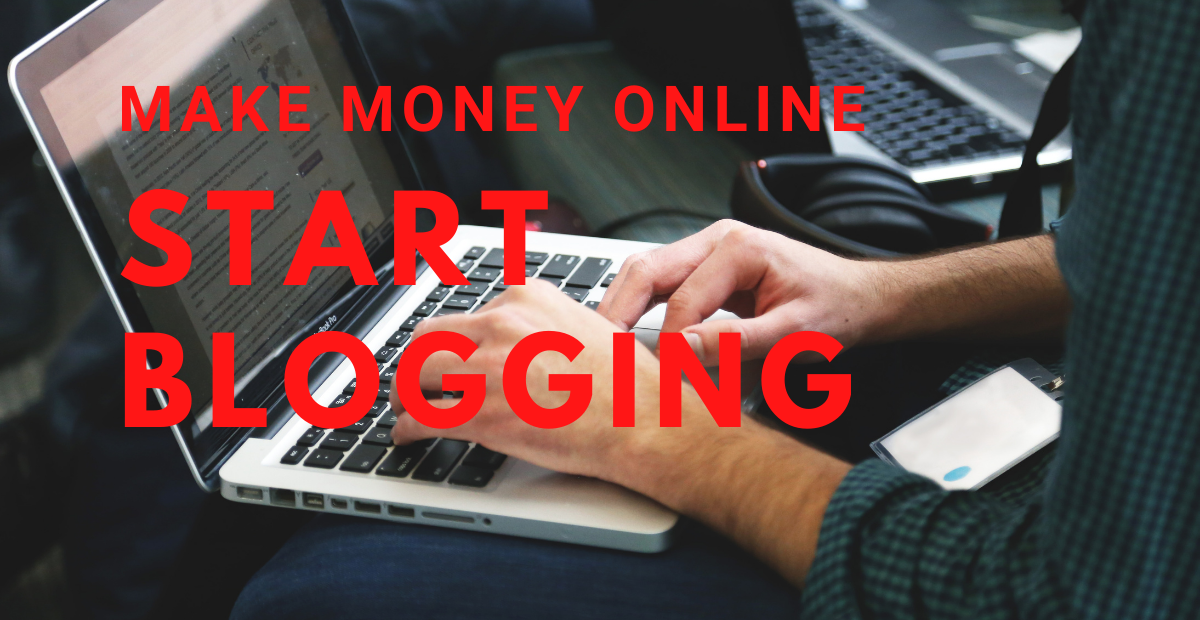how to start blogging and earn money