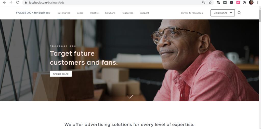 Create an account on google ads.