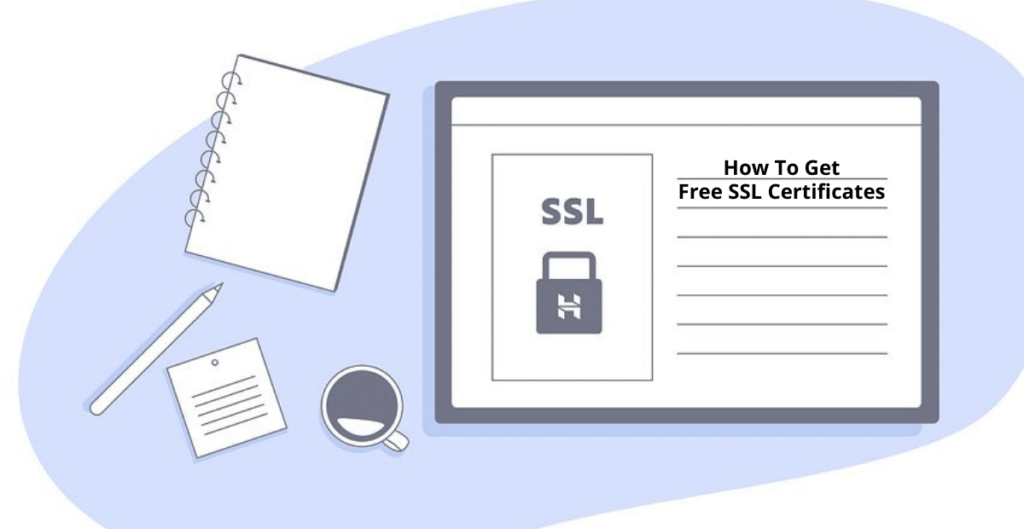 Get free ssl certificate for your website.