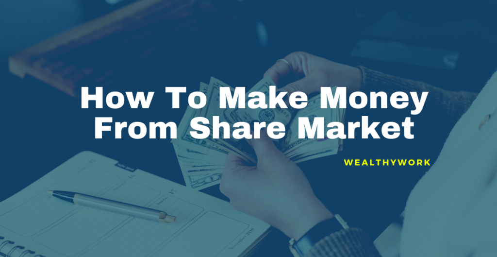 learn make money from share market