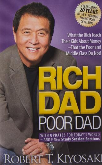 Rich dad best investing book
