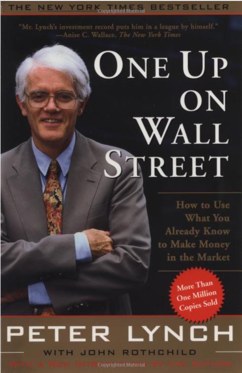 wall street best investing boook