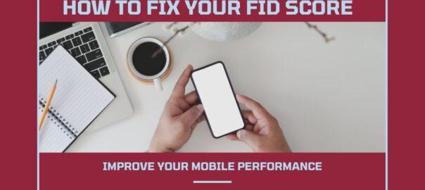 FID score