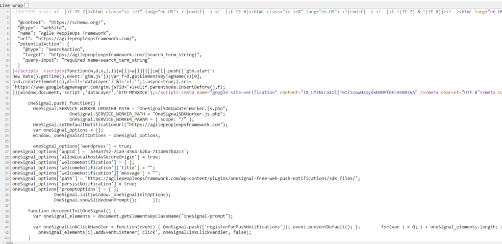 Long code LCP factor