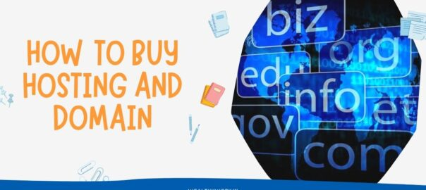 Buy Hosting and Domain free