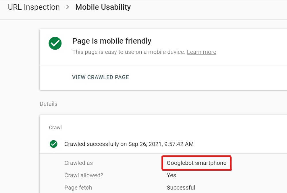 Optimize speed for Mobile devices.