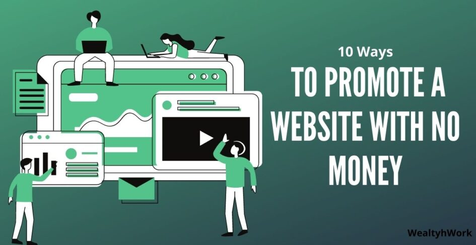 10 ways how you can promote a website on google.