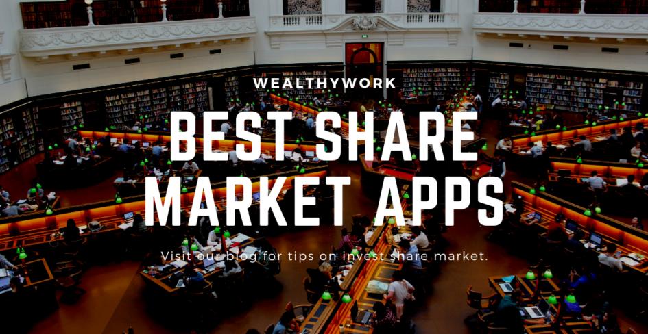share market apps