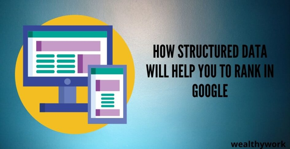 what is structure data