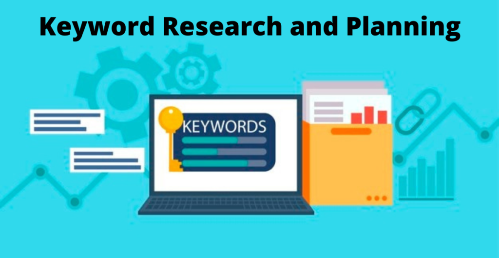 keyword research and planning